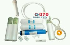 For KENT MODEL RO WATER Purifier COMPLETE SERVICE KIT+ VONTRON MEMBRANE  [070]