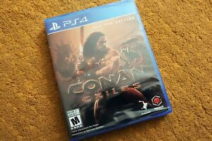Conan Exiles - Day One Edition PS4 (Sony PlayStation 4, 2018) Brand New