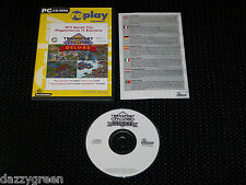 TRANSPORT Tycoon Deluxe  PC  CD ROM Game Build your Empire