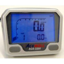 ACEWELL 3200 SERIES SPEEDOMETER FOR ATV HONDA KAWASAKI KTM SUZUKI POLARIS 2012A