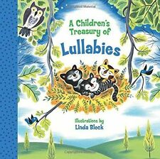 A Children's Treasury of Lullabies (2014, Paperback)