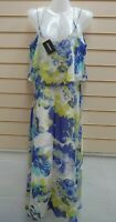 Kaleidoscope Ladies Dress Size 10 Floral Abstract Print Lightweight  G049