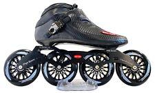 Trurev  Pro Inline Speed Skate - 4 x 110mm Wheel Skate Frame