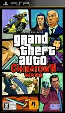 USED PSP Grand Theft Auto Chinatown Wars