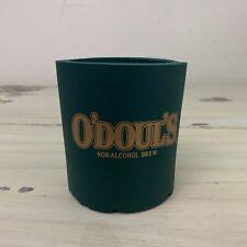 Odouls - Vtg 90s Green Non Alcoholic Beer Foam Koozie Koozey Coolie Koolie Cup