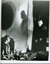 "Klaus Kinski Bruno Ganz Nosferatu 8x10"" Studio Copy Photo #N607"