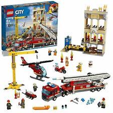 LEGO City 60216 Les pompiers du centre-ville Neuf