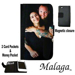 Custom Cell Phone Case! Made from YOUR PHOTO! Protective case, Wallet, Basic