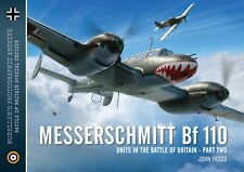 Messerschmitt Bf110 Units in the Battle of Britain Part 2