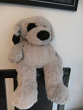 CHAD VALLEY COOL DUDES PUPPY DOG GREY BLACK DESIGN A  BEAR SOFT TOY NEXT XMAS