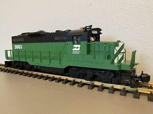 Lionel 8-85003 :: Burlington Northern GP-20 Diesel Loco w/ RailSounds (G Scale)