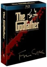 Godfather Trilogy - The Coppola Restoration UK BLURAY