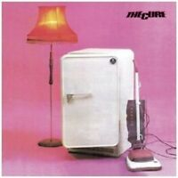THE CURE - THREE IMAGINARY BOYS (REMASTERED)  CD 13 TRACKS GOTHIC/ROCK/POP NEW!
