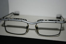 YOHJI YAMAMOTO Vintage Original Brille Eyeglasses Occhiali Steampunk 51-4115 1 UlV8T