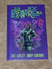 Doc Bizarre M.D. - Sealed HC - Joe Casey/Andy Suriano - Image