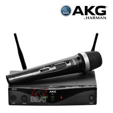 AKG WMS420 Wireless Microphone Mic Vocal System 3416H00010 Expandable up to 8 Ch