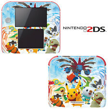 Vinyl Skin Decal Cover for Nintendo 2DS - Pokemon Mystery Dungeon Pikachu