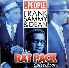 The Rat Pack Collection - Promo CD - Frank Sinatra, Dean Martin, Sammy Davis Jr