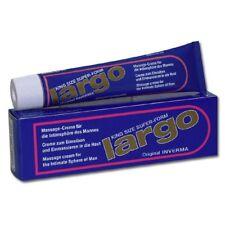 LARGO Penis DEVELOPMENT Cream Larger ENLARGER CREAM Sex Aid King Size 40ml UK