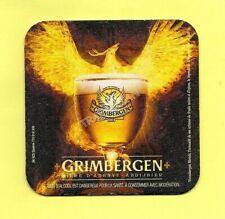 sous-bock  GRIMBERGEN  bierviltje coaster bierdeckel beermat sb1784