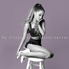 ARIANA GRANDE - MY EVERYTHING: DELUXE EDITION CD ALBUM (August 25th 2014)