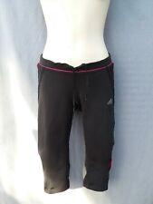 Adidas Climacool Supernova Black Pink Running Gym Exercise Knee Shots UK 10 VGC