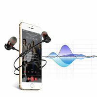 Magnet Wireless Bluetooth Headphone In-Ear Earbuds Extra Bass Earphone Headset