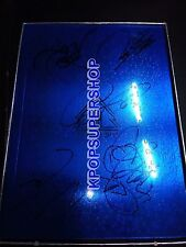 BigBang 5th Mini Album Alive Steel Case Group Version Autographed Signed CD GD