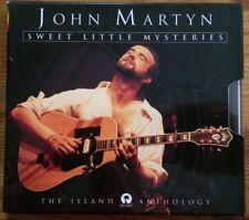 Sweet Little Mysteries: The Island Anthology by John Martyn (CD, Jun-1994)