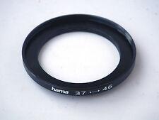 Bague de Conversion Métal / Objectif 37mm Accessoire 46mm HAMA