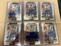 6x Lot 2016 Select Rookie RC TYLER HIGBEE Card #56 LA Rams TE! *Invest!*