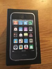Apple iPhone 3GS Black - BOX ONLY -16GB Version