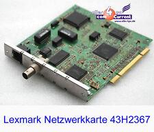Printserver COMBO scheda di rete OPTRA COLOR 1200 m410 S t610 t612 t614 43h2367