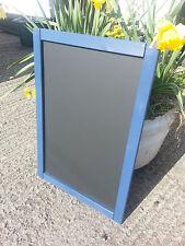 80 x 60cm Framed Wall Chalkboard - Blackboard - Perfect for shops