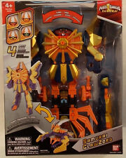 Power Rangers Samurai - Transforming Clawzord Megazord Combines Bandai (Sealed)