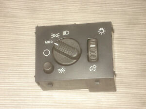 Hummer H2 Light Switch 15194803 GM Switch Chevrolet Cadillac GMC