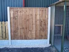 Heavy Duty Feather edge Vertelap Fence panel 5 foot