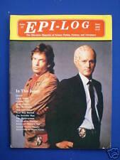 EPI-LOG Magazine # 7 June '91  Alien Nation, Gemini Man