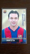 Andres Iniesta ROOKIE Card - Panini Megacracks 2003-04 - Great Condition