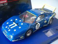 Carrera Digital 132 27126 Ferrari 512 BB Le Mans JMS Racing 1980 Nr. 77 Umbau!