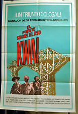 The Bridge on the River Kwai  William Holden, Alec Guinness, Jack Hawkins sol44
