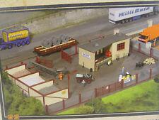 kompletter Bauhof - Kommunal/Industrie   - Piko HO - 1:87  - 61153   #E