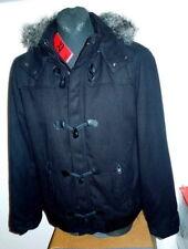 QS by S.Oliver Jacke Winterjacke XL NEU Kapuze Dufflecoat Mantel Duffle Coat