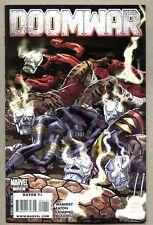 DoomWar #1-2010 fn/vf Deadpool Doom War Doctor Doom Black Panther