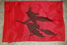 Custom Witch Safety Flag 4 ATV JEEP TRIKE BIKE WHIP POLE