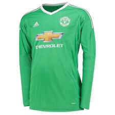 Camisetas de fútbol porteros de manga larga sin usada en partido