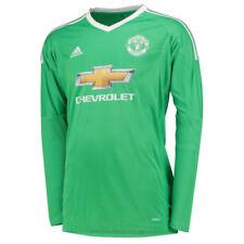 Camisetas de fútbol de clubes ingleses porteros adidas Manchester United