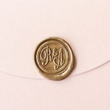 personalized custom Wax Seal Stamp wedding logo initials birthday gift stamp