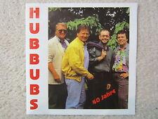 CD / THE HUBBUBS  / DEMO PROMO / AUSTRIA / RAR / 40 JAHRE /