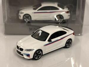 Minichamps 870027006 BMW M2 2016 Presentation 1:87 Scale